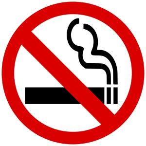 Refrain from smoking